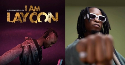 """I Am LAYCON"" breaks streaming record in Nigeria"